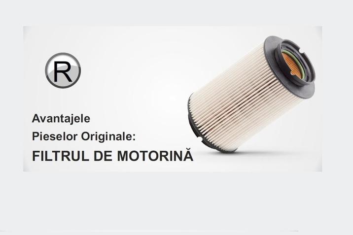 filtru motorina